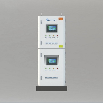 sistema de bomba de sucção a vácuo de óleo