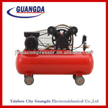 90L 2.2KW 3HP 115PSI 85KG Belt Driven Piston Air Compressor