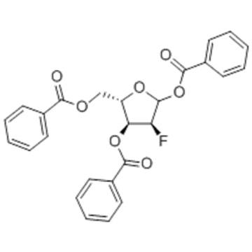 1,3,5-Tri-O-benzoyl-2-deoxy-2-fluoro-alpha-L-arabinofuranose CAS 171721-00-9