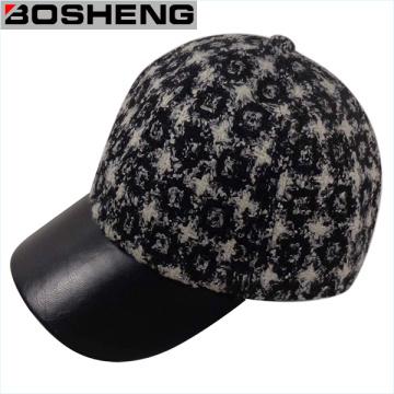 Wholesale Custom Cheap Fashion Bulk Winter Baseball Cap