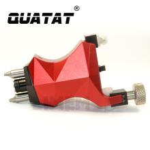Qualität QUATAT Rotary Tattoo Maschine rot QRT09 OEM akzeptiert