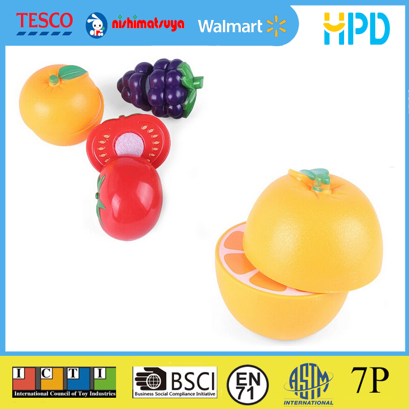 Funny Cutting Fruits Vegetables Educational Toys