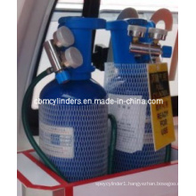 Ambulance Equipped Medical Oxygen Cylinders