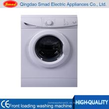 6kg vollautomatische Single Tub tragbare Frontlader Waschmaschine