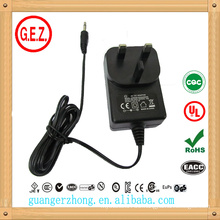 UL EMC CE SAA approved 18v ac power adapter