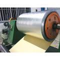 Bobine gaufrée en aluminium / aluminium avec papier Kraft