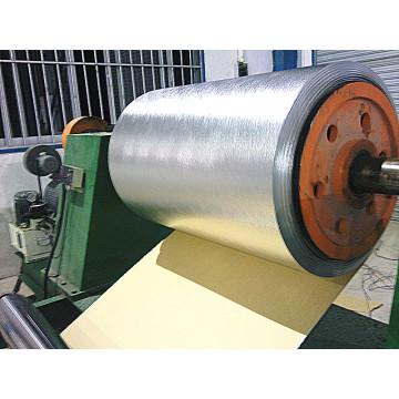 Aluminium Sheet with Kraft Paper Moisture Barrier