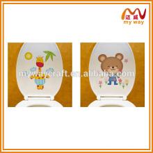 Diferentes tipos de adesivos, adesivos de parede coreanos, comprar no mercado da China