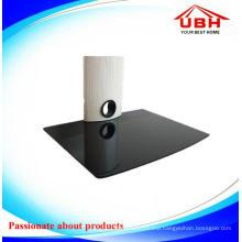 High Grade White Aluminum Tube DVD Shelf