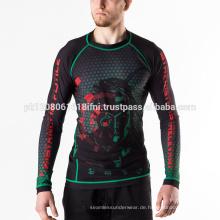 Star Trek Super Hero Compression Wear Langarm-Rashguard