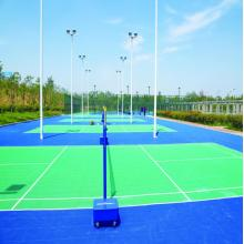 Modular Court Fliesen Outdoor Tennis Sportbodenbelag
