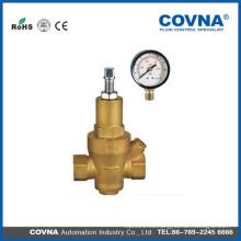 Válvula de seguridad o válvula reductora de presión con 16 bar fabricados en china