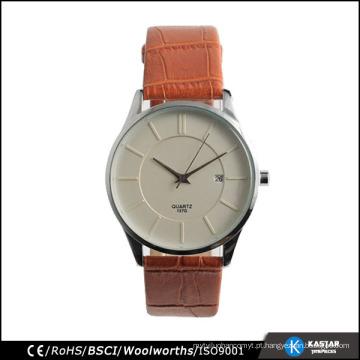 Relógio de luxo masculino 2017 designer moda homens relógio