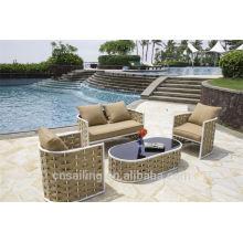 Luxury Durable Easy Cleaning 2014 наружная мебель новые товары