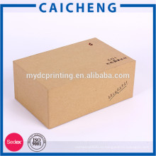 Горячая высокая-конец продажи handmade коробка подарка прямоугольника крафт для электроники