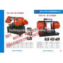 Hky metal Sawband máquina