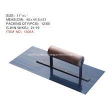 """11 """"x5"""" enlucido pala de madera manejar para la construcción"""