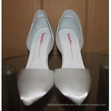Zapatos de vestir de las señoras de la boda de Fshion (HCY02-1694)