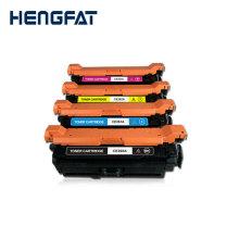 Hengfat 648A Toner , Compatible Color Laser Toner Cartridge Set CE260A CE261A CE262A CE263A for Printer Color LaserJet CP4525dn