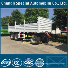 Best 3-Axle 15cbm Cargo Full Trailer