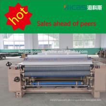 Hicas JW-851 máquina de têxtil de jato de água de 210cm, tecelagem de tecido
