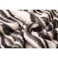 shu velveteen 100% polyester knitting fleece fabric
