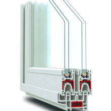 High Strength UPVC Profiles for Windows and Doors Wide Selection