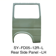FORD TRANSIT V83 Rear Side Panel