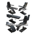 many functions black color tattoo chair
