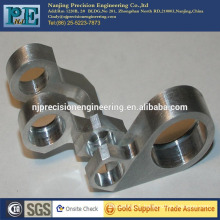 Precision custom stainless steel forged items