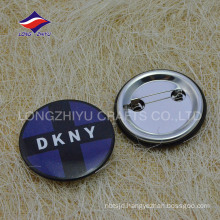 Popular special safty round small lovely decorative pin