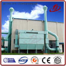 Depósito de gas pulso de soplado bolsa de filtro de colector de polvo de minería