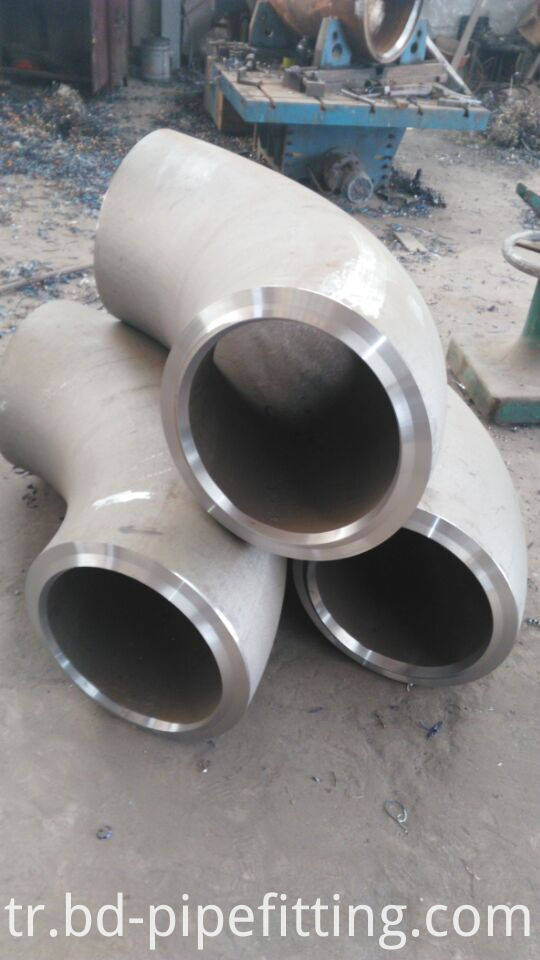 BE PE End Steel Fittings