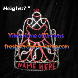Crystal Girl Pageant Crowns