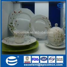 2015 nouveaux produits ugan ustensiles de porcelaine allemande populaires