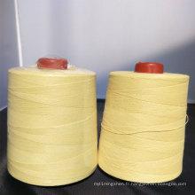 1414 fil para-aramide résistant aux coupures pour le tricot