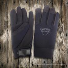 Mechaniker Handschuh-Arbeitshandschuh-Sicherheitshandschuh-Kunstleder Handschuh-Lifting Handschuh