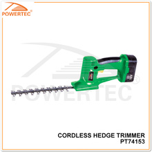 Powertec 200mm Cordless Hedge Trimmer (PT74153)