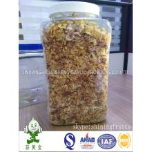 Embalaje del frasco del plástico de la cebolla frita del continente chino 1kg