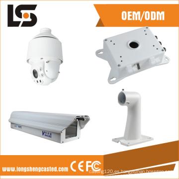 Vivienda y soporte de cámara CCTV Hikvision para cámara CCTV