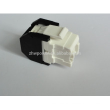 3M RJ45 Cat5e UTP tool-free keystone Jack,rj45 cat5e cat6 utp female keystone jack with best price