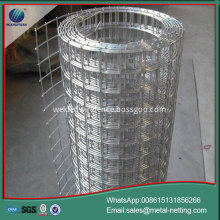 galvanized welded wire mesh pvc welded mesh