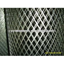 China fábrica de suministro de alta calidad plana malla de metal expandido / metal expandido para el remolque / metal expandido para mallas de cilindro