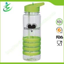 700ml BPA Free Plastic Straw Cup, Tritan Water Bottle