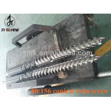 80/156 twin screw barrel for extruder machine
