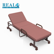 Wholesale bedroom furniture design comfortable luxury portable folding extra sofa bed