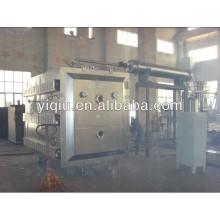 heated vacuum chamber
