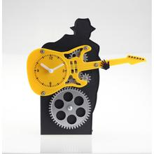 Reloj de escritorio Guitar Man Gear