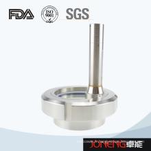 Verre de qualité sanitaire en acier inoxydable avec lumière (JN-SG1008)