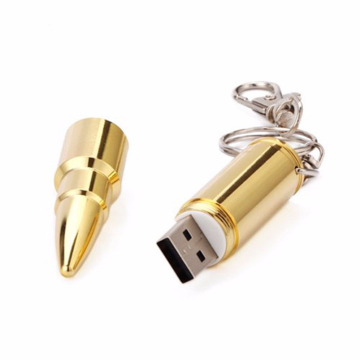 Best Wholesale Price Silver USB Flash Drive